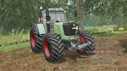 Fendt 930 Vario TMS bud green for Farming Simulator 2015