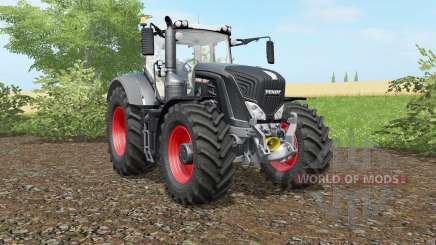Fendt 930-948 Vario Black Edition for Farming Simulator 2017