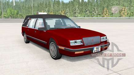 Bruckell LeGran hearse v1.2.1 for BeamNG Drive