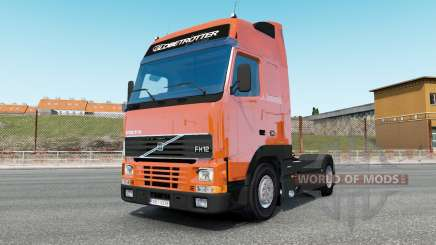 Volvo FH-series for Euro Truck Simulator 2
