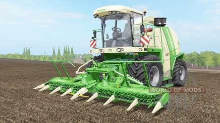Krone BiG X 700-1100 for Farming Simulator 2017
