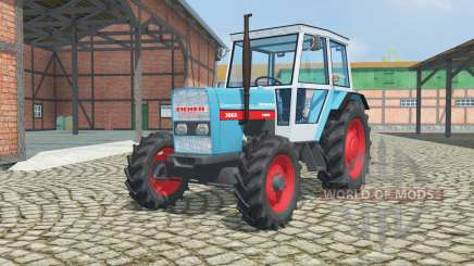 Eicher 3066A dark turquoise for Farming Simulator 2013
