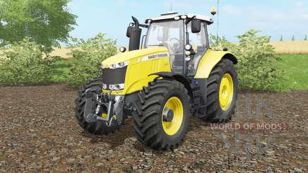 Massey Ferguson 5600 7700 8700 series for Farming Simulator 2017