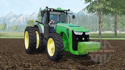 John Deere 8400R pantone green for Farming Simulator 2015