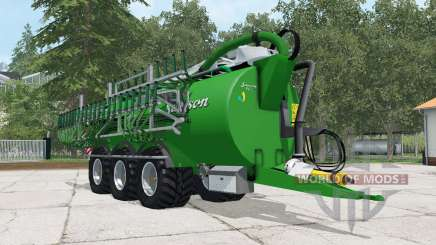Samson PGII 25 north texas green for Farming Simulator 2015