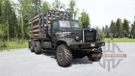 Yaz-214 for MudRunner