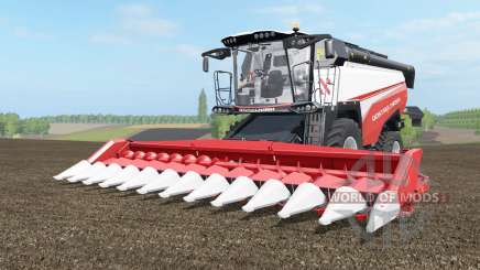 RSM 161 bright red color for Farming Simulator 2017