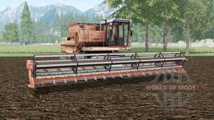 Don-1500A ninasimone-orange color for Farming Simulator 2015