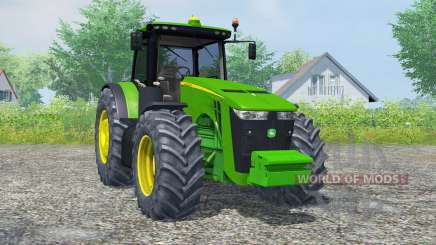 John Deere 8360R islamic greeɲ for Farming Simulator 2013