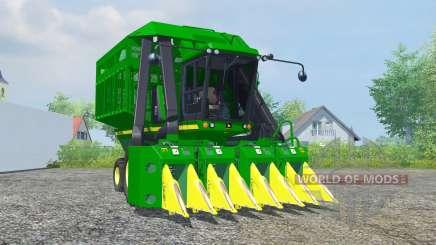John Deere 9950 for Farming Simulator 2013