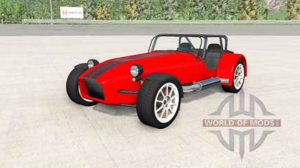 Caterham Seven v1.1 for BeamNG Drive