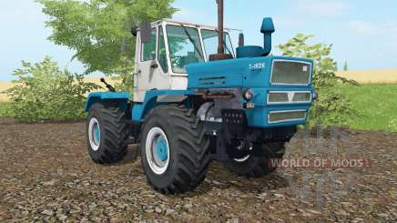 T-150K SMD-62 and YAMZ-236Д for Farming Simulator 2017