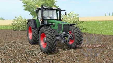Fendt Favorit 816-824 Turboshifƫ for Farming Simulator 2017