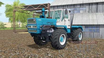 T-150K blue color for Farming Simulator 2017