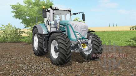 Fendt 930-939 Vario Petrol for Farming Simulator 2017