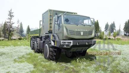 KamAZ-6345 Arctic for MudRunner