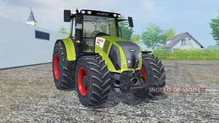 Claas Axion 850 HexaShift for Farming Simulator 2013