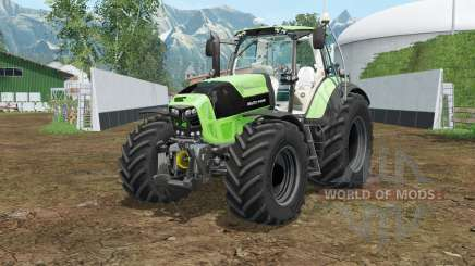 Deutz-Fahr 7210&7250 TTV Agrotron for Farming Simulator 2015