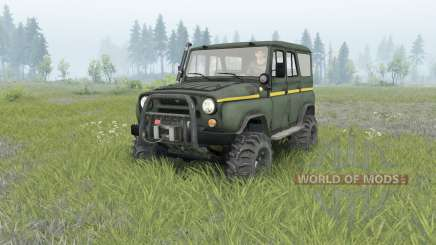 UAZ-31514 _ for Spin Tires