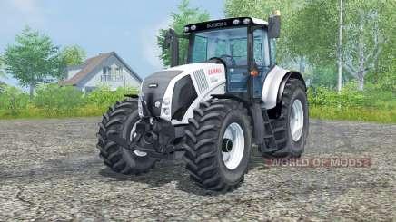 Claas Axion 820 aqua squeeze for Farming Simulator 2013