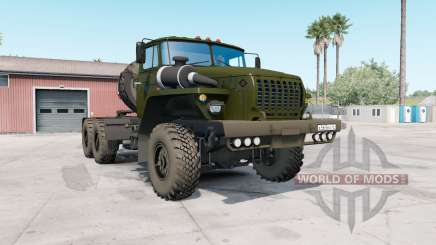 Ural-44202 for American Truck Simulator