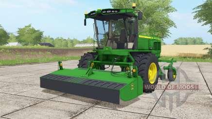 John Deere W260 pantone green for Farming Simulator 2017