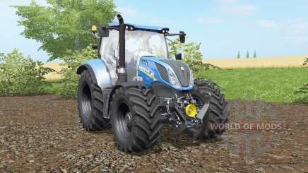 New Holland T6.145-T6.175 for Farming Simulator 2017