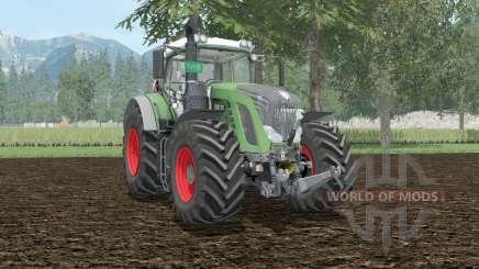 Fendt 939 Vario wheel shader for Farming Simulator 2015