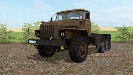 Ura-4420 for Farming Simulator 2017