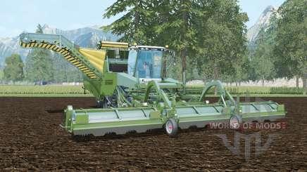Grimme Tectron 415 for Farming Simulator 2015