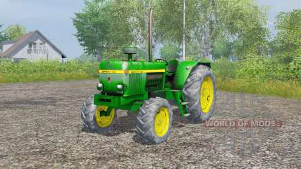 John Deere 2850 islamic green for Farming Simulator 2013