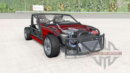 Ibishu 200BX Deathkart for BeamNG Drive