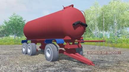 MGT-16 for Farming Simulator 2013