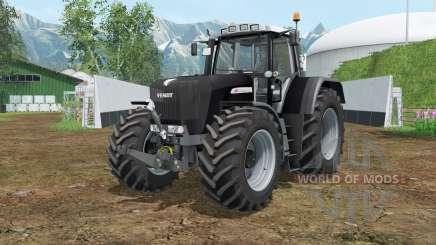 Fendt 930 Vario TMS raisin black for Farming Simulator 2015