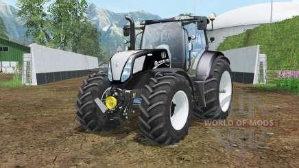 New Holland T7.240 black for Farming Simulator 2015