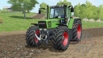 Fendt Favorit 515C Turbomatiƙ for Farming Simulator 2017