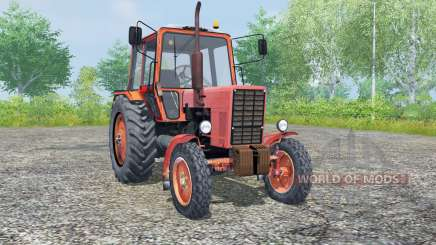 MTZ-80 Belaru for Farming Simulator 2013