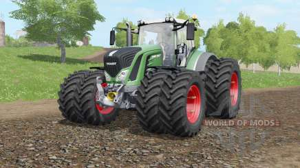 Fendt 930-939 Variꝍ for Farming Simulator 2017