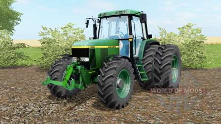 John Deere 6810 north texas greeᶇ for Farming Simulator 2017