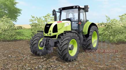 Claas Arion 620 booger busteᶉ for Farming Simulator 2017
