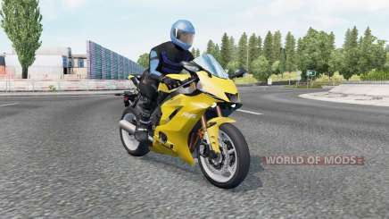 Motorcycle Traffic Pack v3.0 for Euro Truck Simulator 2