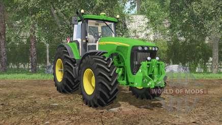 John Deere 8520 pantone green for Farming Simulator 2015