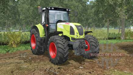 Claas Arion 620 booger buster for Farming Simulator 2015