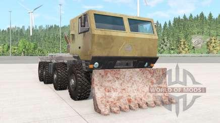 BigRig Truck v1.1.5 for BeamNG Drive
