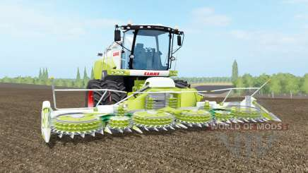Claas Jaguaᶉ 840-870 for Farming Simulator 2017