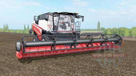 RSM 161 light red color for Farming Simulator 2017
