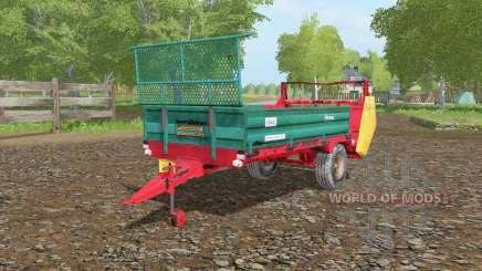 Warfama Ɲ227 for Farming Simulator 2017