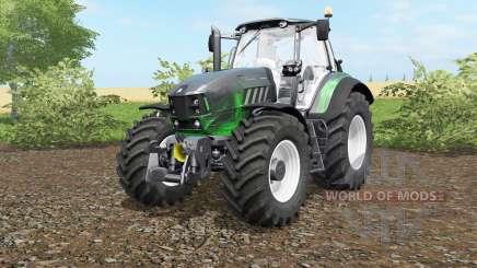 Lamborghini Mach 210-250 VRT green efficiency for Farming Simulator 2017