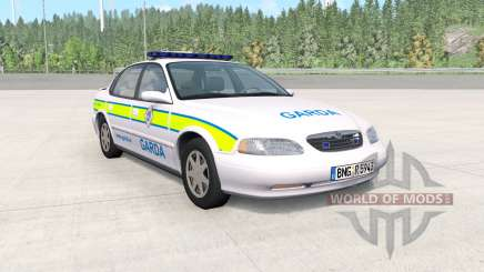 Ibishu Pessima 1996 Garda Siochana for BeamNG Drive