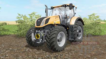 New Holland Ƭ7.290&Ƭ7.315 for Farming Simulator 2017